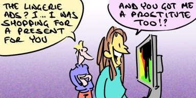 Cookie Cartoon