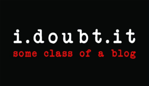 i.doubt.it - some class of a blog