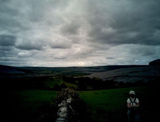 Burren Sky