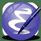 Logo Emacs para escritores.