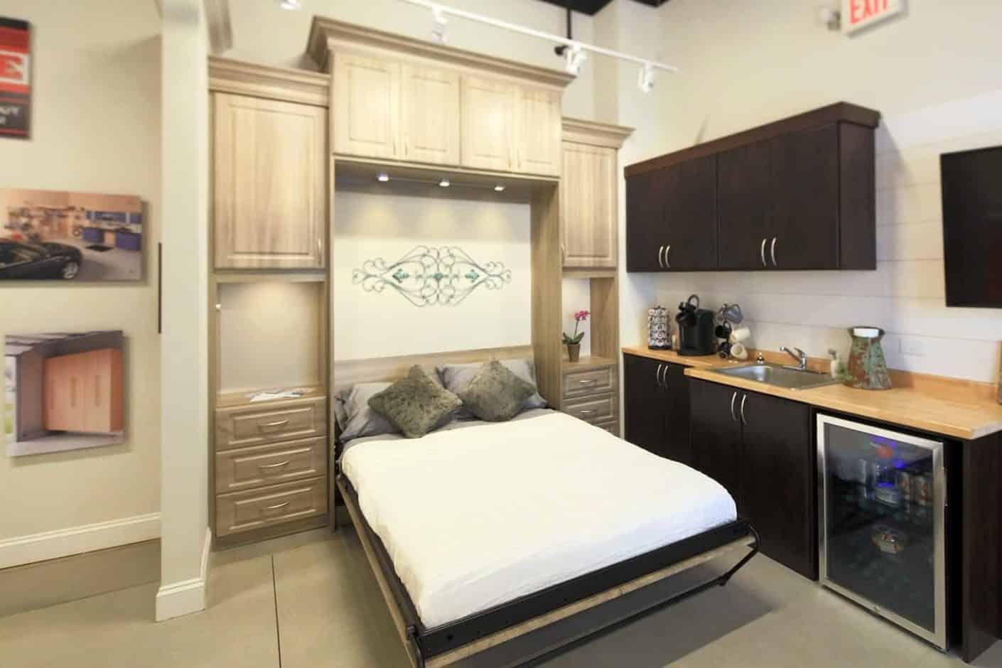modern atlanta murphy beds murphy
