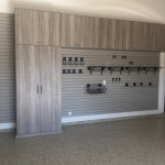 Custom Garage Storage Cabinet Systems In Houston Spacemanager Closets