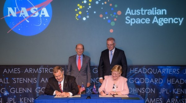 Australia to cooperate with NASA on lunar exploration - SpaceNews.com