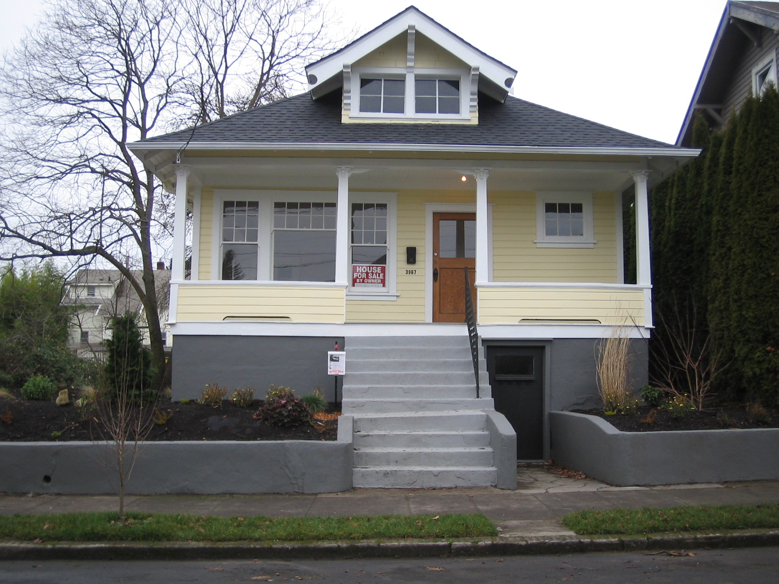 this was a FSBO we almost bought but again, the seller did not negotiate with us very well and it feel through