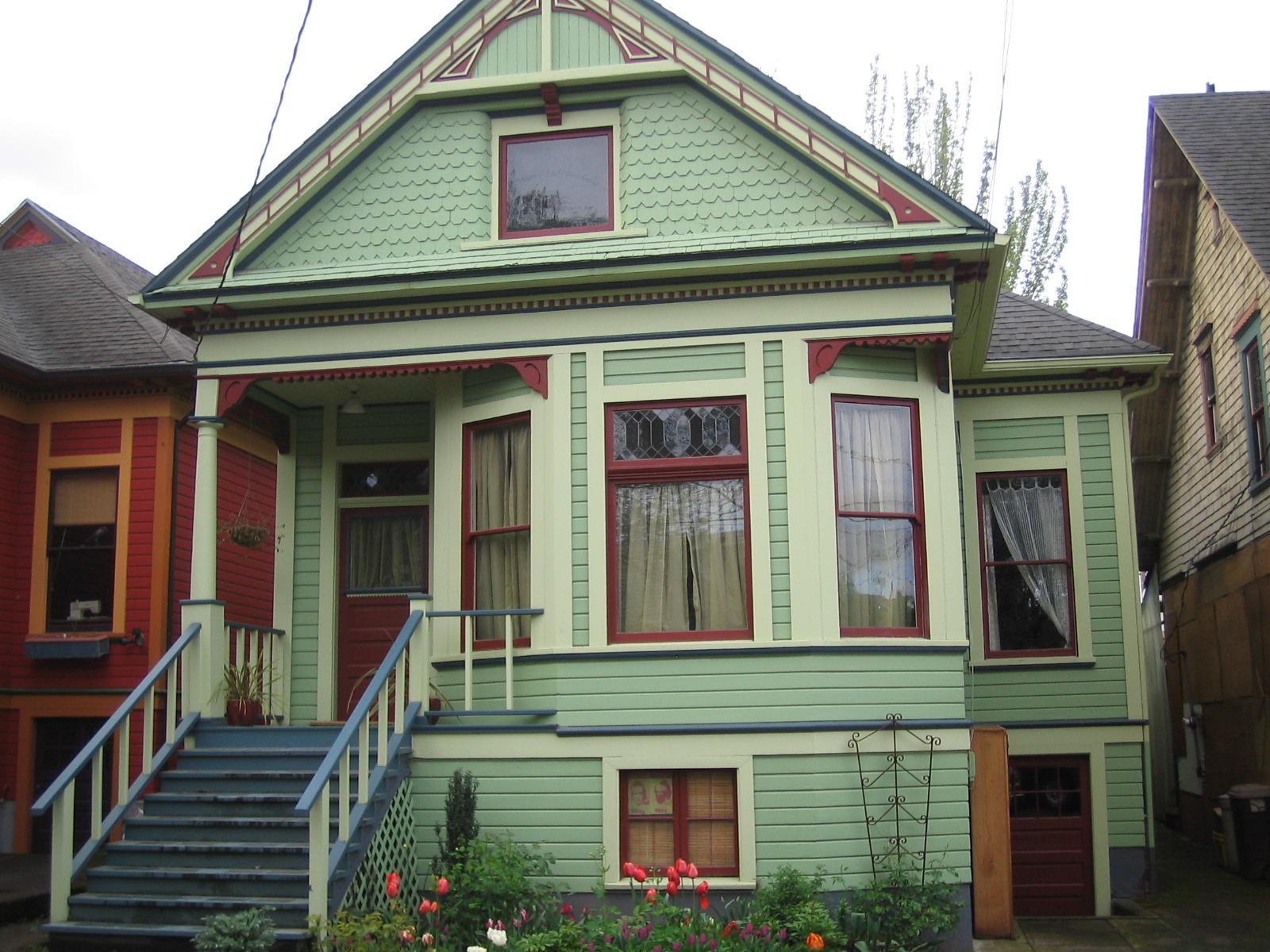 greens house