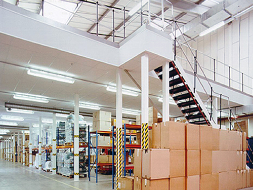 office commercial mezzanine floors