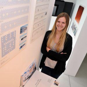 Image of Spatial Design student Annalee Laferlla