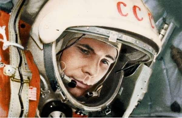 Yuri Gagarin astronaut poekhali