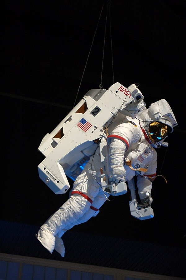 EVA EMU NASA-Spacesuit