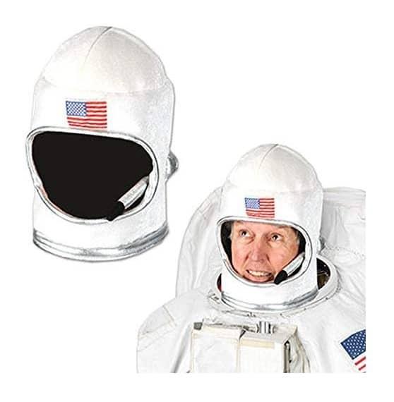 Plush Astronaut Helmet by Beistle