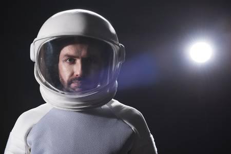 Astronaut Costume Helmets for Adult (Men)