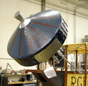 Pioneer Satellite Replica