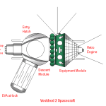 Voskhod_spacecraft_diagram