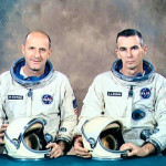 Crew of G9-A, Tom Stafford & Gene Cerenan