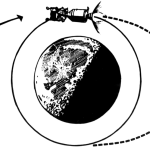 Lunar orbit insertion
