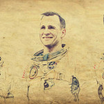 Apollo 1 Crew Sketch