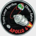 Apollo 6 patch