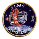 Apollo 5 Mission Patch
