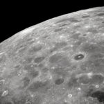 Far side of the Moon as seen from Apollo 8