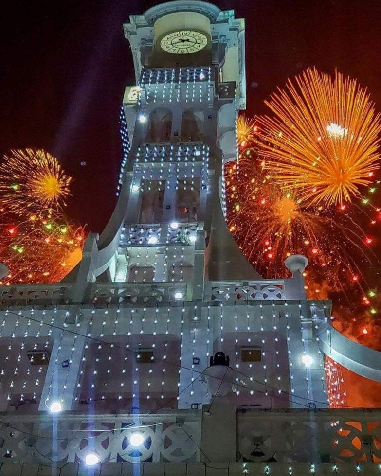 La torre del Reloj de San Vicente