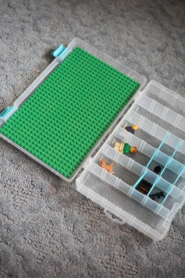 DIY LEGO Travel Case