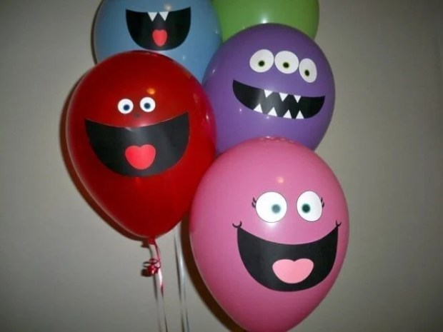 Monster Balloons