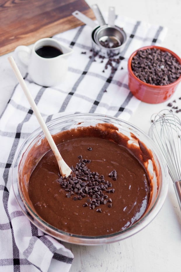 Ingredients for Mocha Poke Cake Recipe