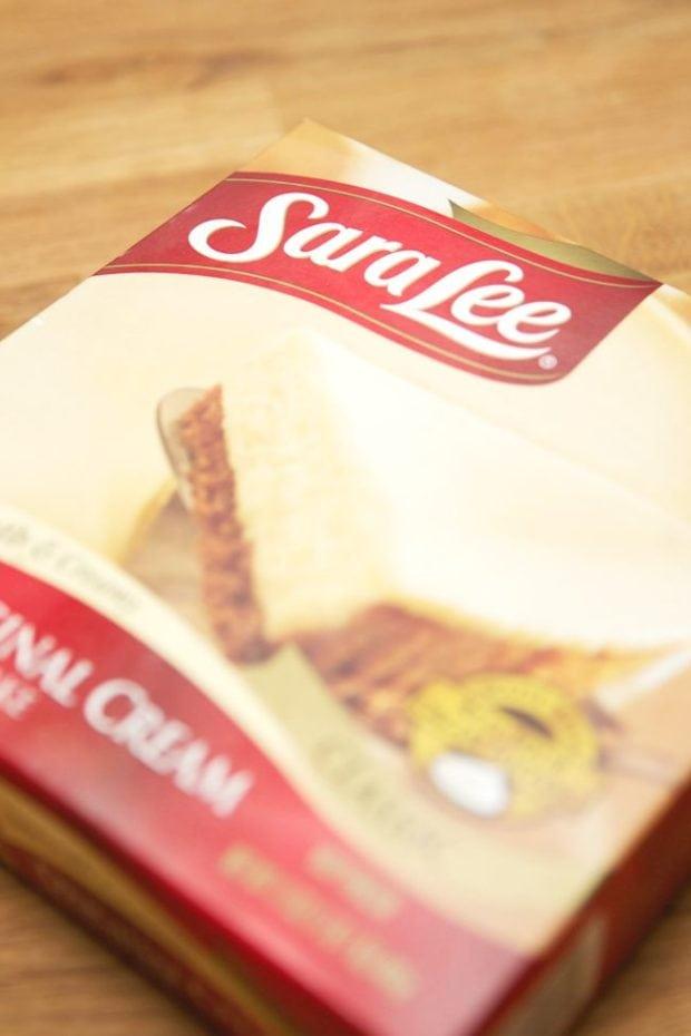 Sara Lee Original Cheesecake