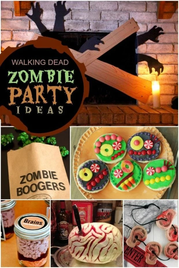 Walking Dead Party Decorations