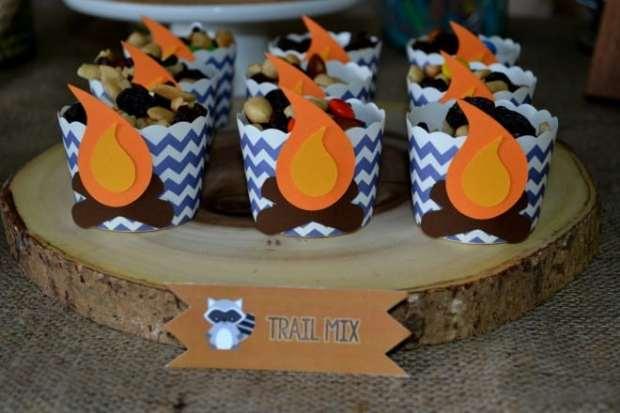 Boys Woodland Party Food Ideas