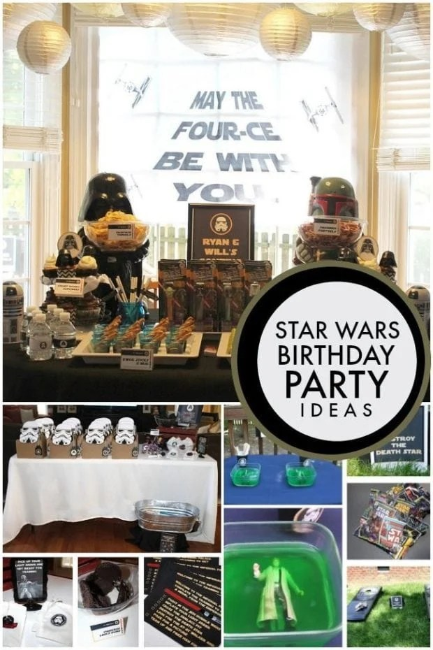 Star Wars Party Activity Ideas