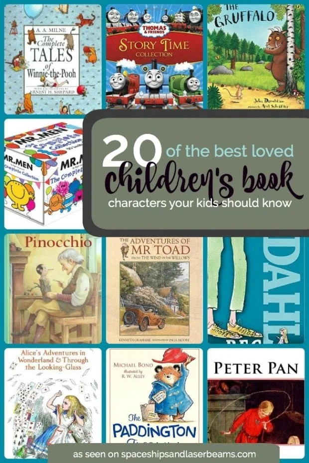 best-loved-childrens-book-characters