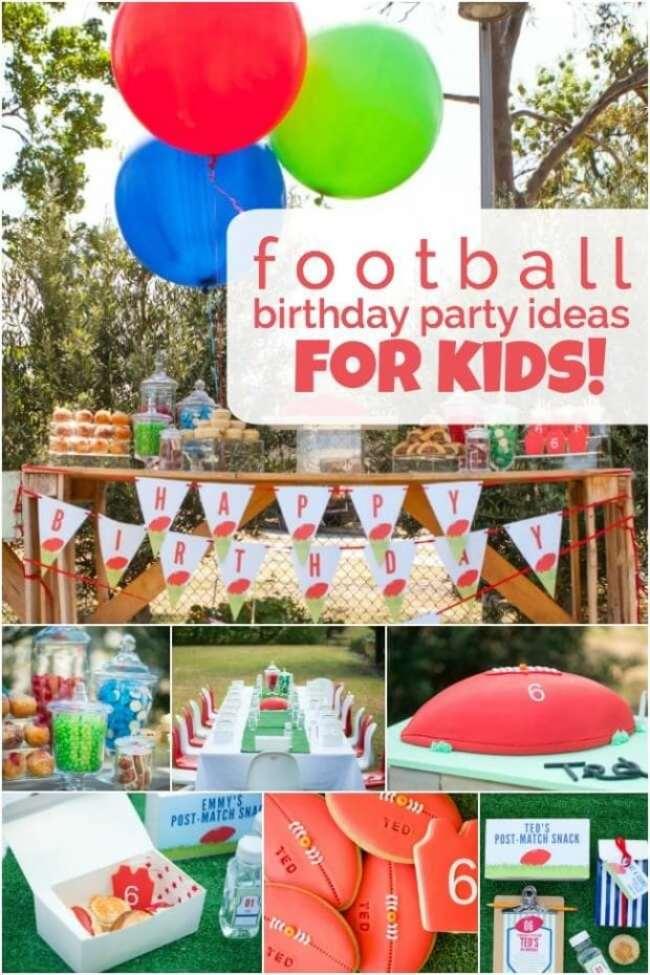 kids-football-birthday-party-ideas