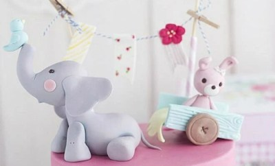 15 Baby Elephant Party Ideas