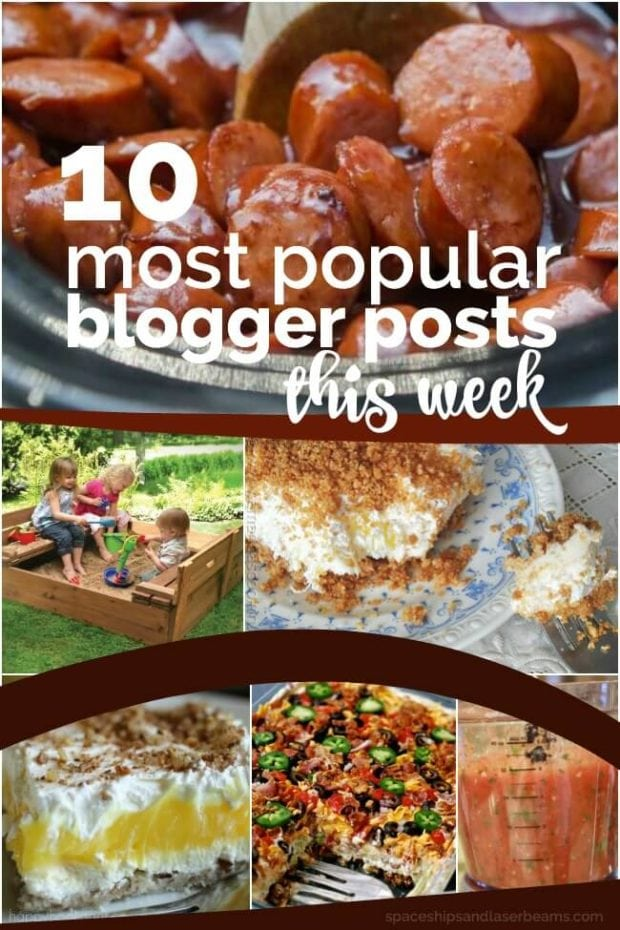 Most Popular Blogger Ideas This Week
