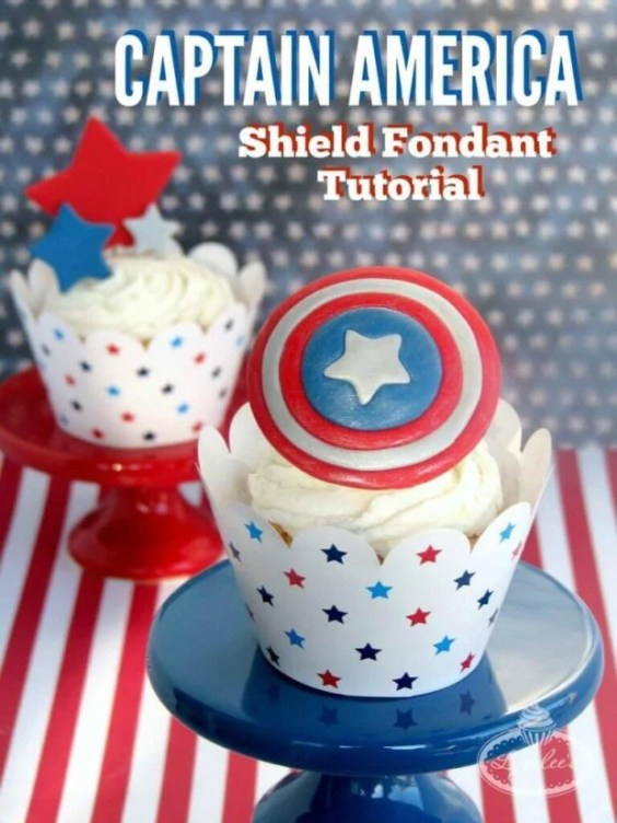 21 Captain America Shield Party Ideas