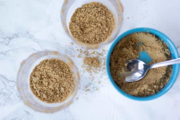 How to Make Homemade Graham Cracker Crumbs
