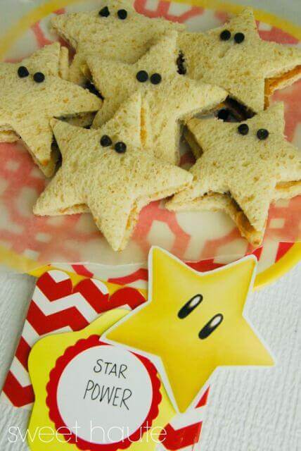 21 Super Mario Brothers Party Ideas And Supplies Spaceships And Laser Beams