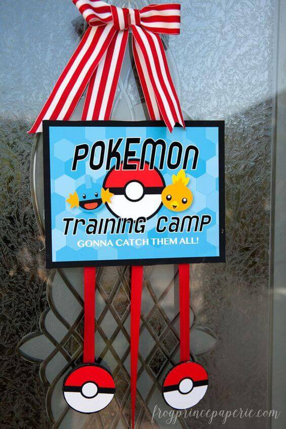 21 Top Pokemon Birthday Party Ideas Spaceships And Laser Beams