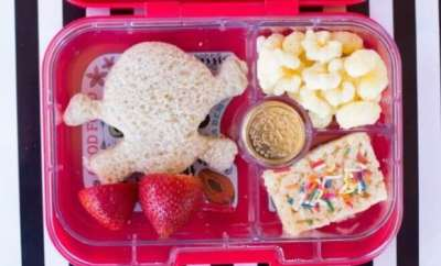 Pirate Themed Bento Lunchbox Ideas