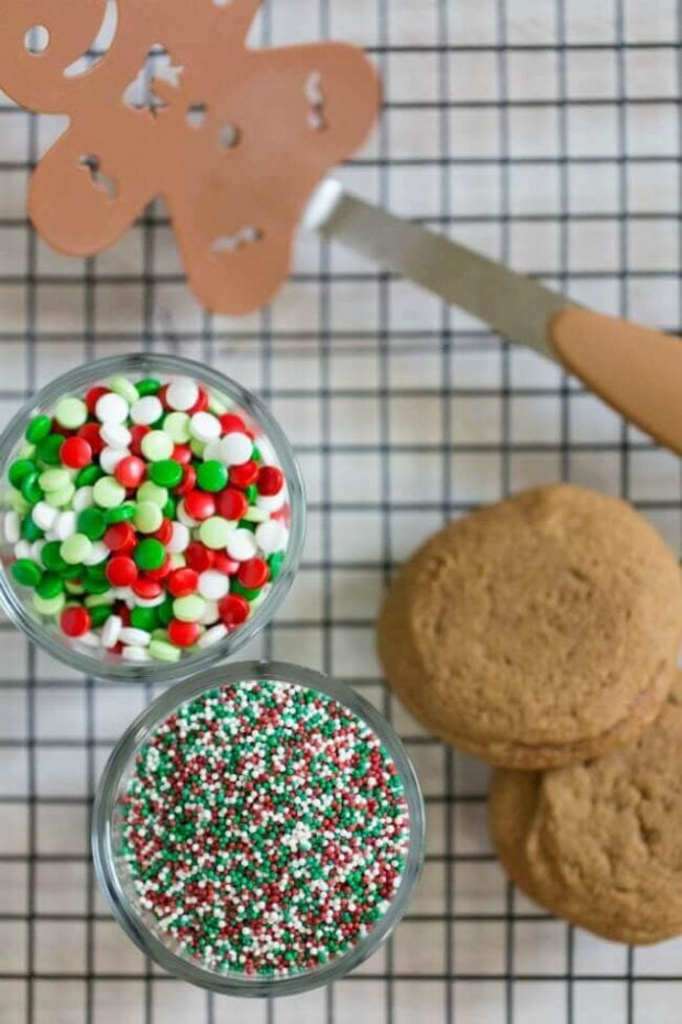 Ingredients for Gingerbread Truffles