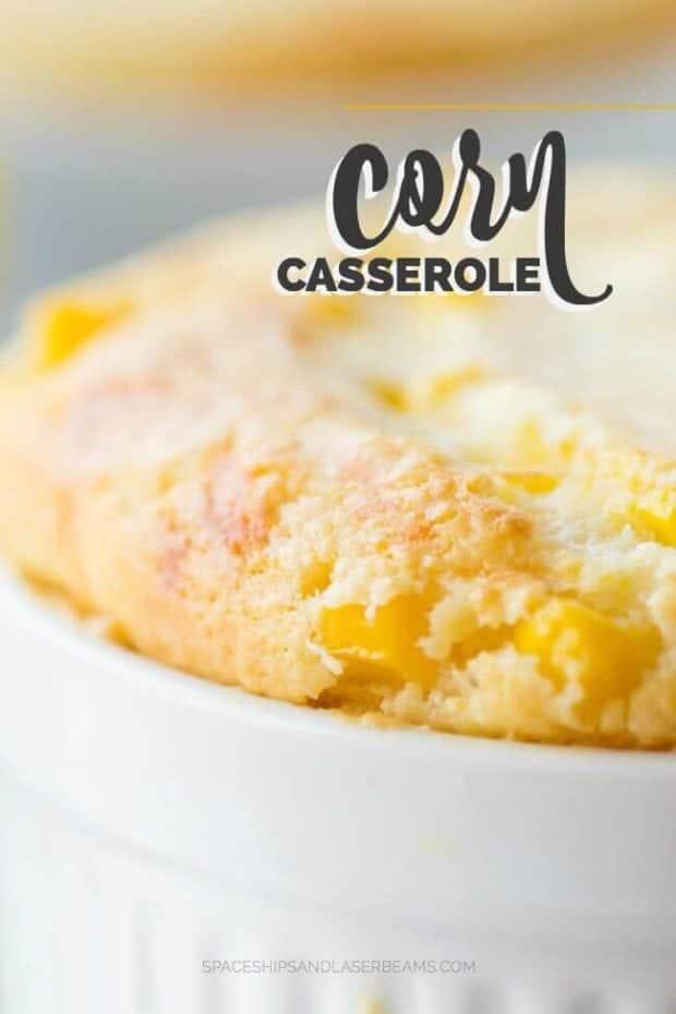 Easy Corn Casserole Recipe
