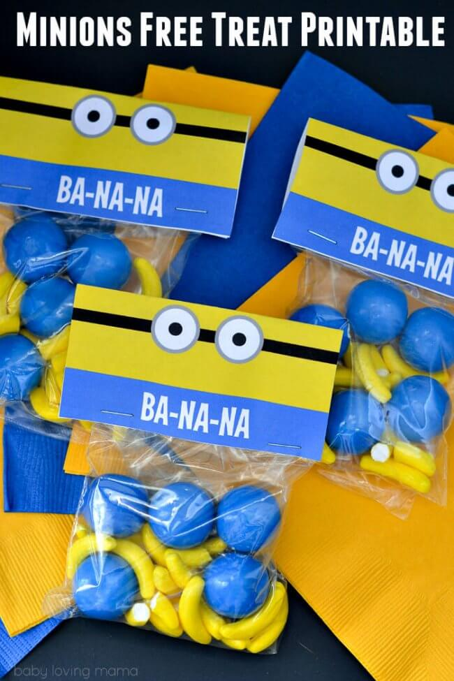 21 Of The Cutest Minion Birthday Party Ideas Spaceships And Laser Beams