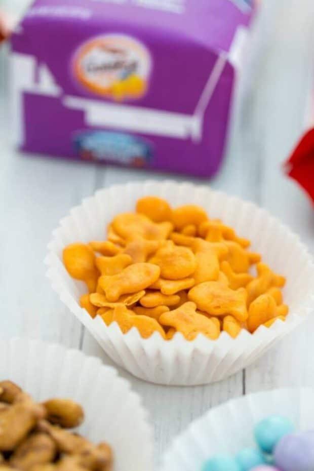 Baked Goldfish Trailmix