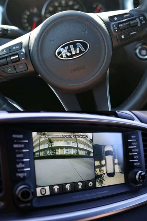 Best Features of Kia Sorrento