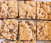 How to Make Chocolate Chip Cookie Bars
