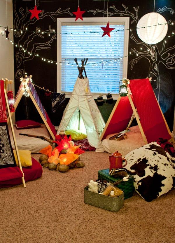Slumber Party Tents