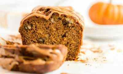 Easy Pumpkin Banana Bread