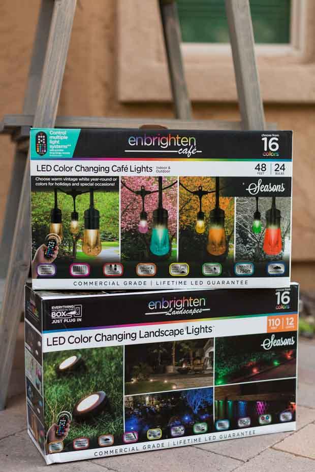 Jasco Enbrighten Lights