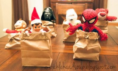 20 Fun Things To Do With Your Elf On The Shelf